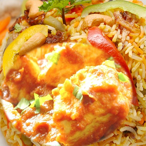 Fish Briyani (Not available fr 3am to 10am)