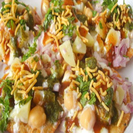 Papadi Chaat